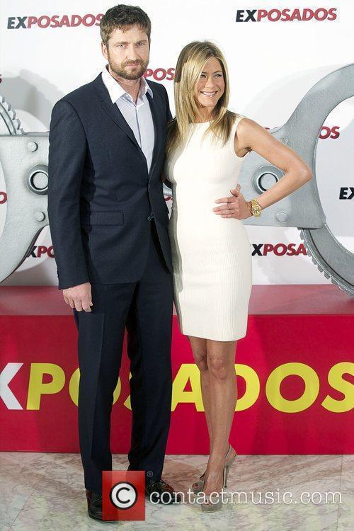 Jennifer Aniston and Gerard Butler 2