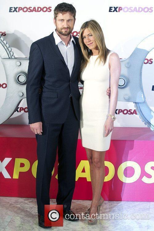 Jennifer Aniston and Gerard Butler 8