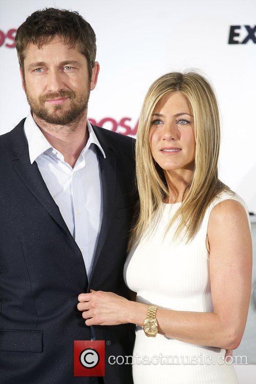 Jennifer Aniston and Gerard Butler 7