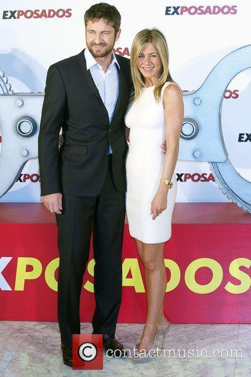 Jennifer Aniston and Gerard Butler 6