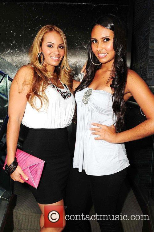 Shaniece and her mother VH1's 'Basketball Wives' TV...