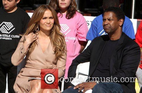 Jennifer Lopez and Denzel Washington 7