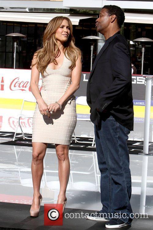 Jennifer Lopez and Denzel Washington 8