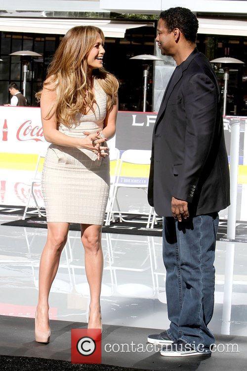 Jennifer Lopez and Denzel Washington 3