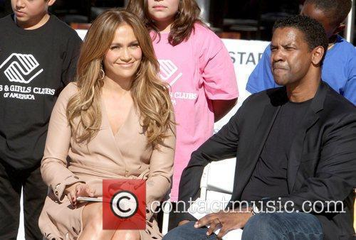 Jennifer Lopez and Denzel Washington 5