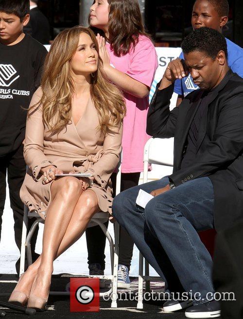 Jennifer Lopez and Denzel Washington 9