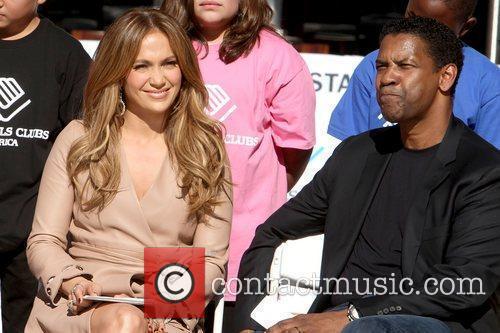 Jennifer Lopez and Denzel Washington 16