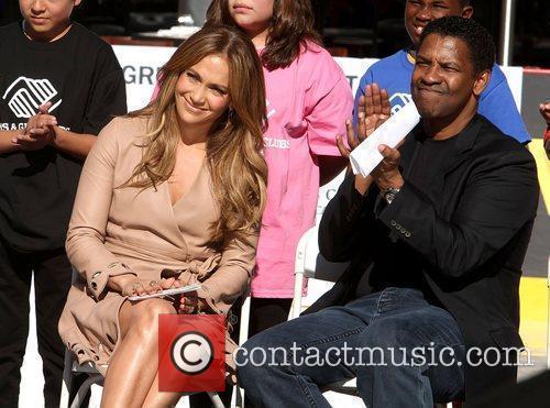 Jennifer Lopez and Denzel Washington 12