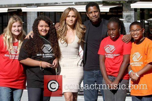 Jennifer Lopez and Denzel Washington 11