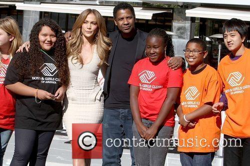 Jennifer Lopez and Denzel Washington 14