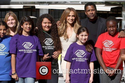 Jennifer Lopez and Denzel Washington 10
