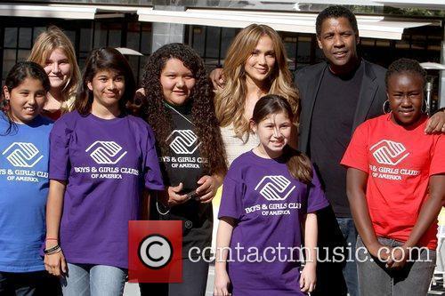 Jennifer Lopez and Denzel Washington 15