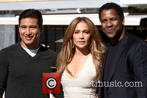 Mario Lopez, Denzel Washington and Jennifer Lopez 10