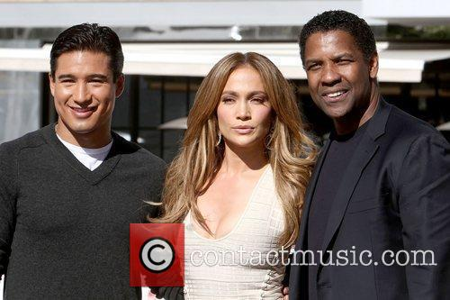 Mario Lopez, Denzel Washington, Jennifer Lopez