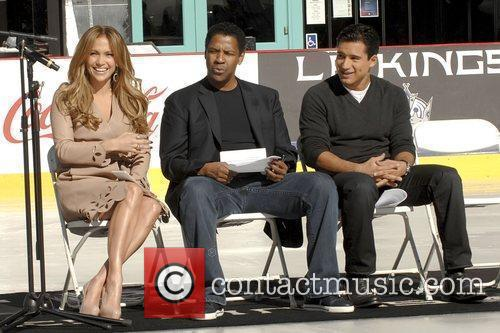 Jennifer Lopez, Denzel Washington, Mario Lopez