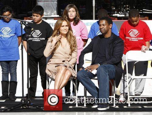 Jennifer Lopez and Denzel Washington 2