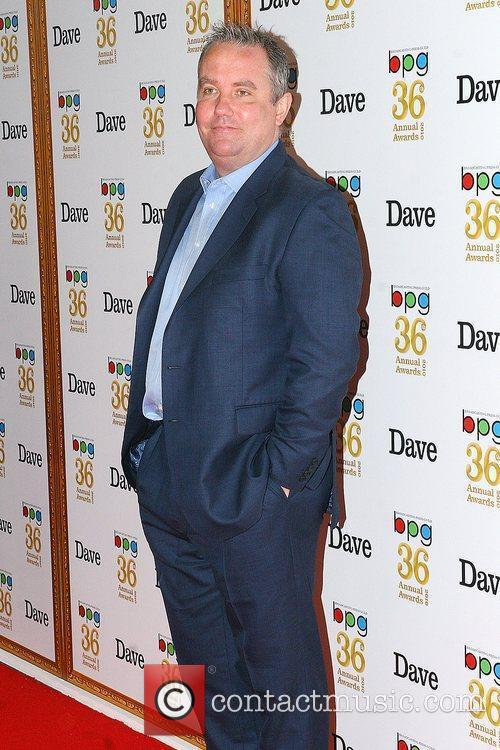 Eddie Mair The 36th Annual Broadcasting Press Guild...