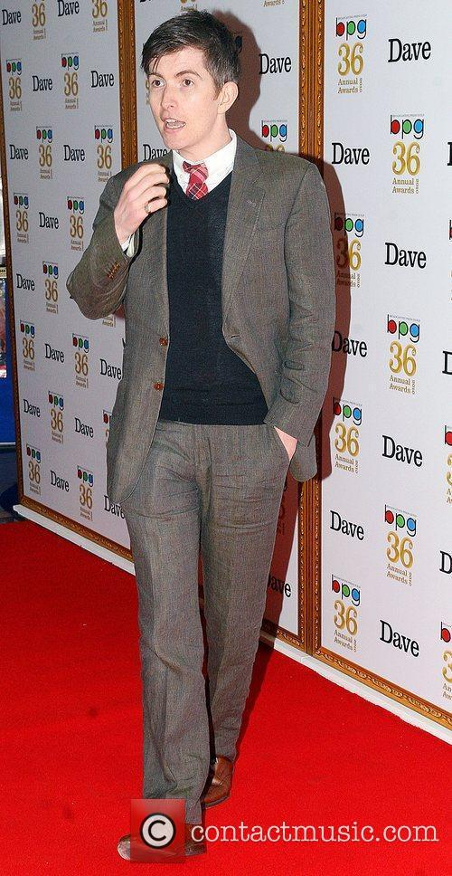 Gareth Malone The 36th Annual Broadcasting Press Guild...