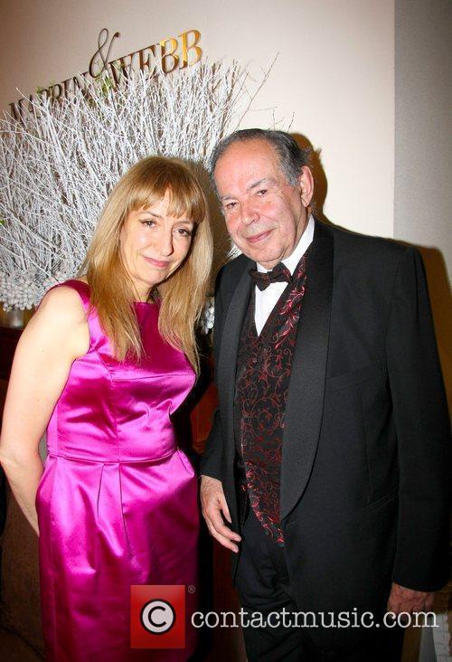 Baroness Susan Greenfield and Bono