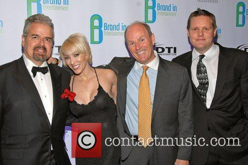 Rolfe Auerbach, Tere Morris and guests Brand In...