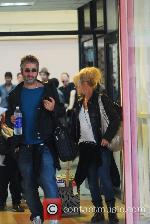 David Baddiel, Katy Perry and Russell Brand 1