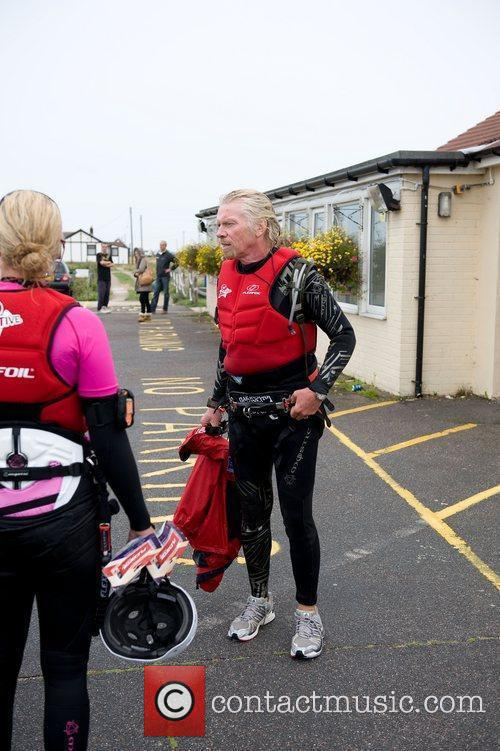 Richard Branson and Holly Branson 2