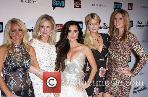 Kim Richards, Kathy Hilton, Nicky Hilton, Paris Hilton and Real Housewives 2