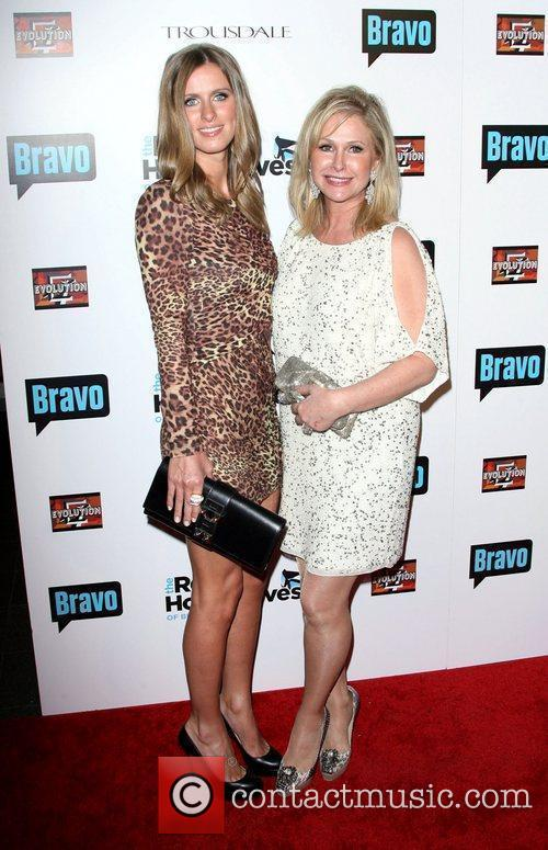 Nicky Hilton and Kathy Hilton Bravo's 'The Real...