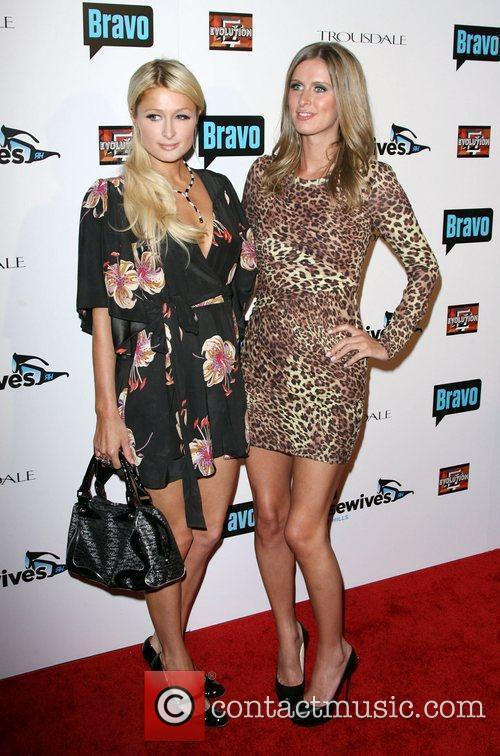 Paris Hilton, Nicky Hilton and Real Housewives 5