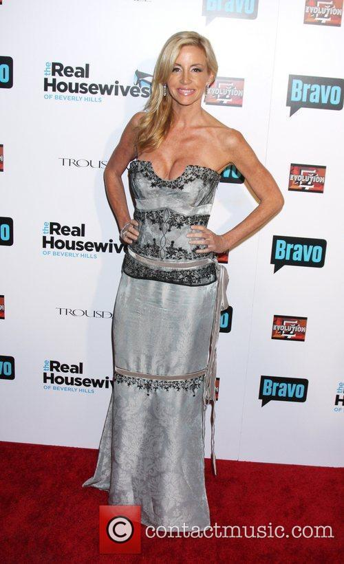 Camille Grammer Bravo's 'The Real Housewives of Beverly...
