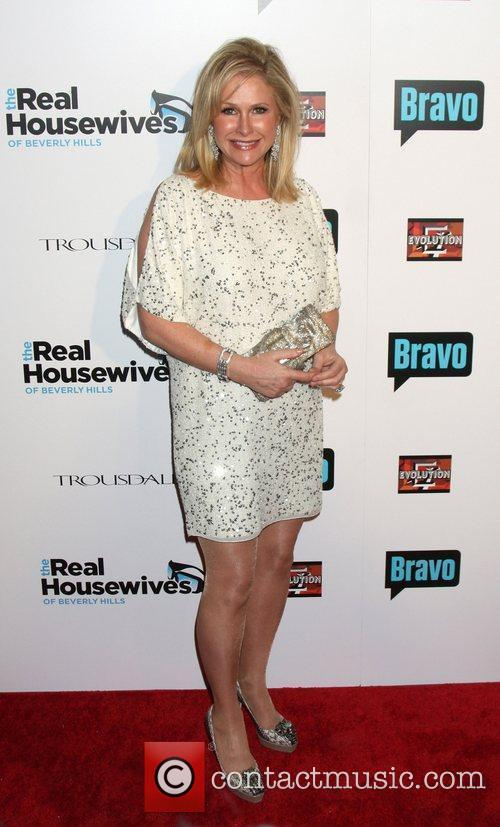 Kathy Hlton Bravo's 'The Real Housewives of Beverly...