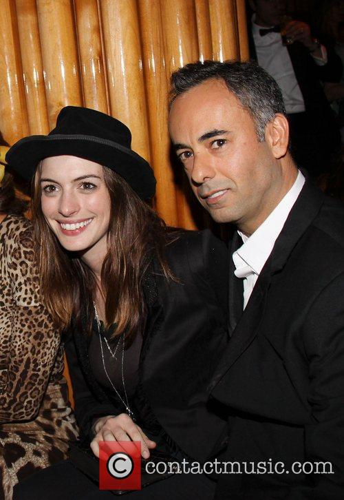 Anne Hathaway and Francisco Costa 4