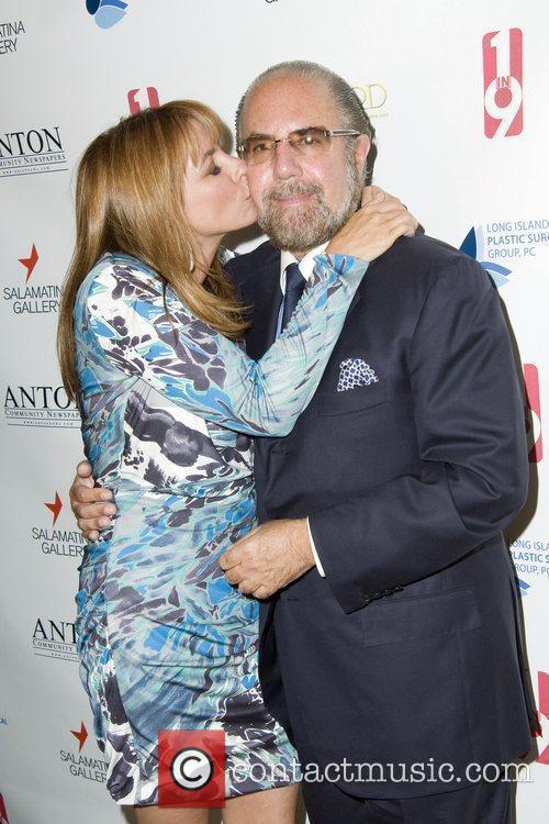 Bobby Zarin and Jill Zarin Real housewives of...