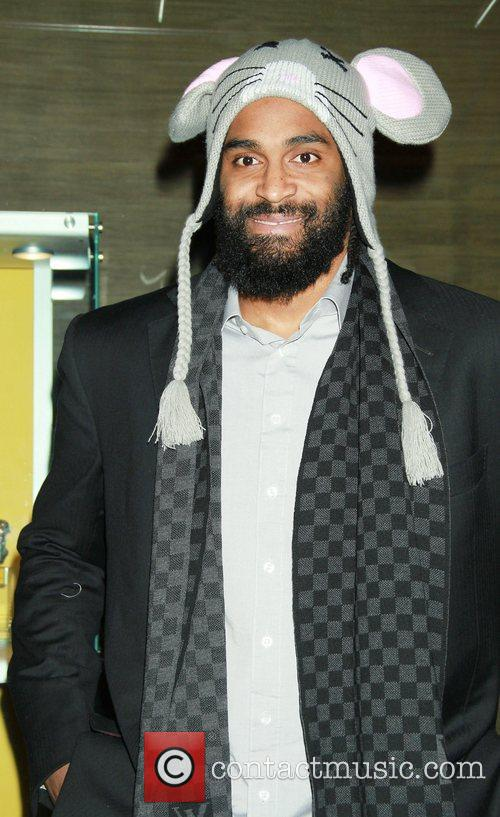 LA Lakers star, Ronny Turiaf Breitling Flagship Boutique...