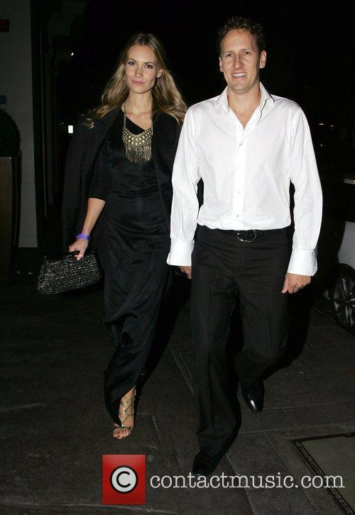 Brendan Cole and Zoe Hobbs returning to their...