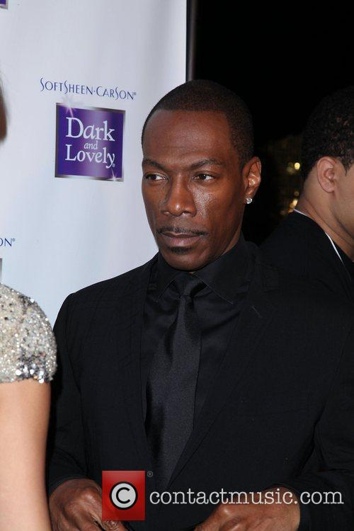 Eddie Murphy and Bria Murphy 2