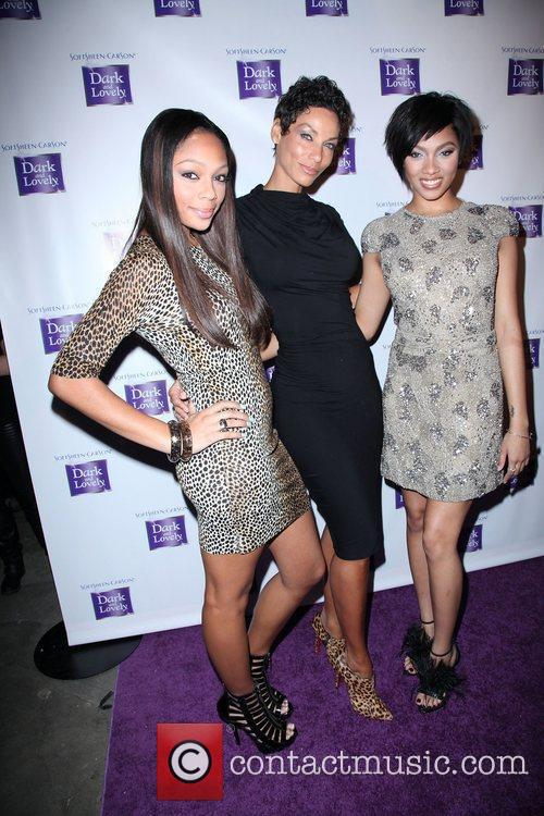 Nicole Murphy and Bria Murphy 11
