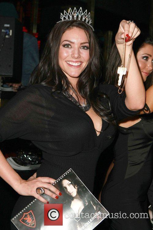 Meghan Beck (Miss February) The Miss Playboy Club...