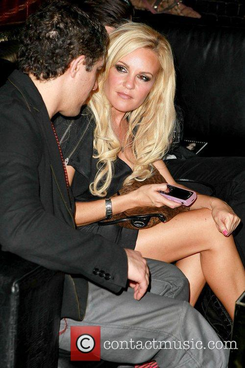 Bridget Marquardt and Guest The Miss Playboy Club...