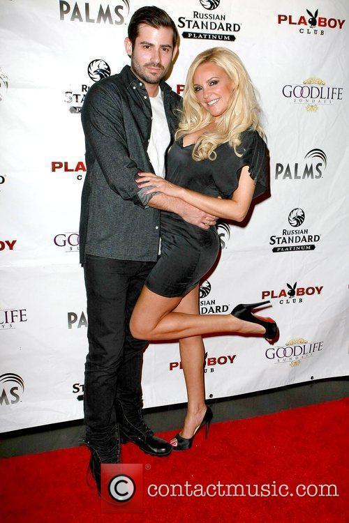 Bridget Marquardt and Nick Carpenter The Miss Playboy...