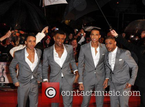 Aston Merrygold, Oritse Williams, Marvin Humes, Jonathan Gill and Aka Jb Ofjls 3
