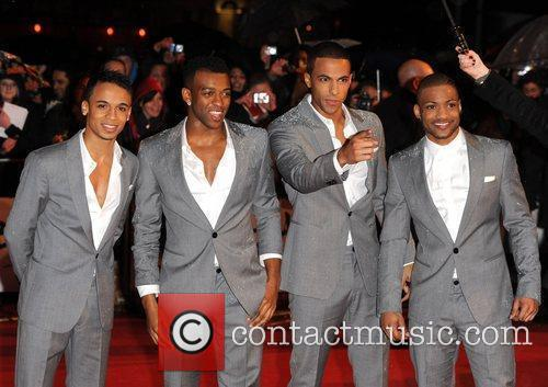 Aston Merrygold, Oritse Williams, Marvin Humes, Jonathan Gill and Aka Jb Ofjls 1