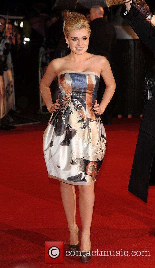 Kathrine Jenkins The BRIT Awards 2010 - 30th...