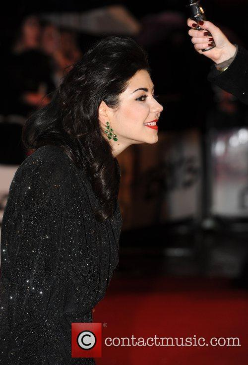 Marina Diamondis The BRIT Awards 2010 - 30th...