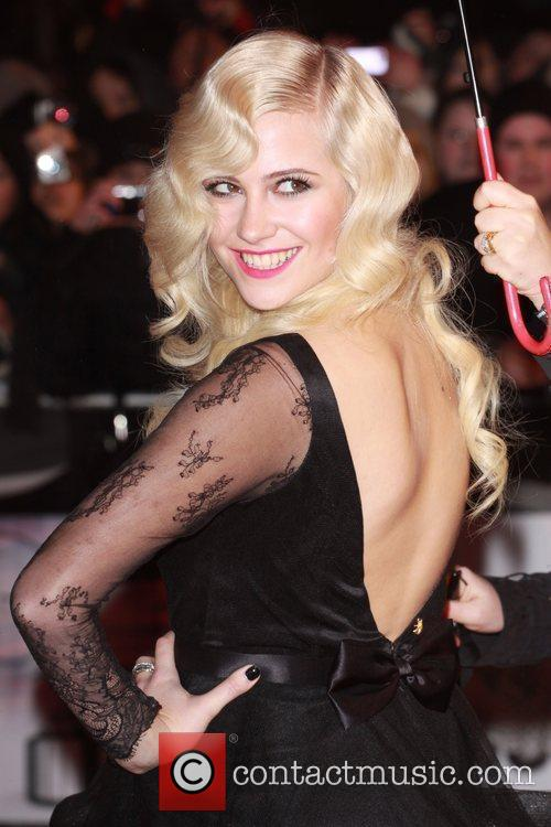Pixie Lott The BRIT Awards 2010 - 30th...