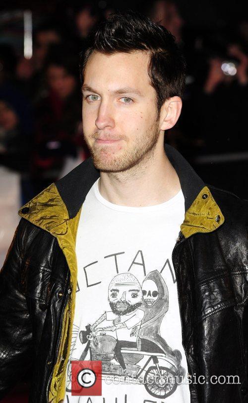 Calvin Harris  The BRIT Awards 2010 -...
