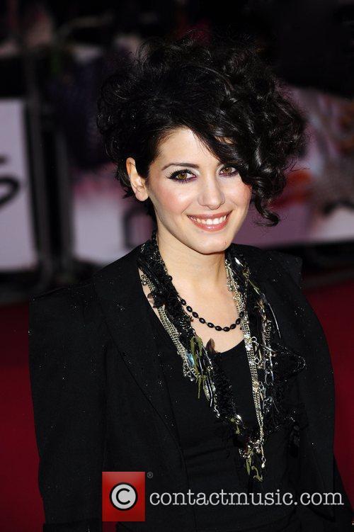 Katie Melua The BRIT Awards 2010 - 30th...