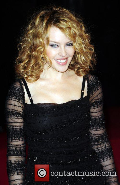 Kylie Minogue The BRIT Awards 2010 - 30th...