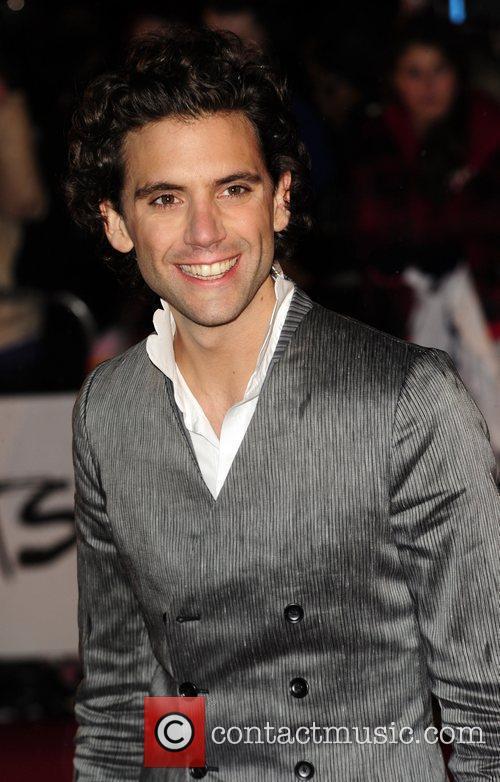 Mika The BRIT Awards 2010 - 30th Anniversary...
