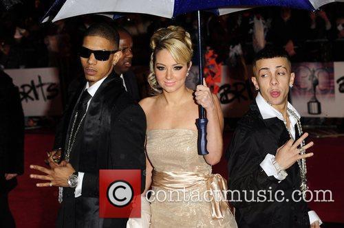 N-Dubz  The BRIT Awards 2010 - 30th...
